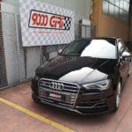 """Elaborazione Audi A3 Sportback S3 """"Taurus"""""""