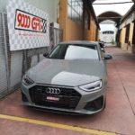 """Elaborazione Audi A4 """"La nuova conquista"""""""