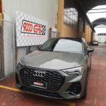 "Elaborazione Audi Q3 2.0 tfsi ""Love power"""