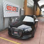 """Elaborazione Audi S3 """"Trailer"""""""