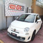 """Elaborazione Fiat 500 Abarth 1.4 Tjet """"Eclipse"""""""