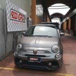 """Elaborazione Fiat 500 Abarth """"Velenosa"""""""