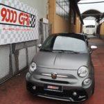 """Elaborazione Fiat 500 Abarth """"Positiva"""""""
