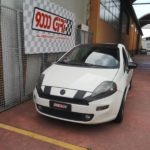 """Elaborazione Fiat Grande Punto 1.2 16v """"Punto a capo"""""""