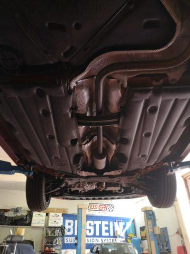 Ford Fiesta 1.0 Ecoboost powered by 9000 giri