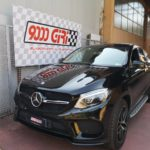 "Elaborazione Mercedes 350d Gle 4 Matic ""One way"""