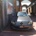 """Elaborazione Mercedes c220 cdi """"Tall boy"""""""