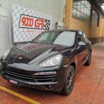 """Elaborazione Porsche Cayenne 3.0d """"Black power"""""""