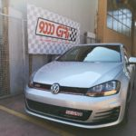 "Elaborazione Vw Golf 7 Gti Performance ""Simply the best"""