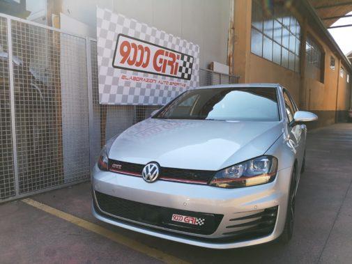 Vw Golf 7 Gti Performance powered by 9000 Giri
