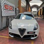 "Elaborazione Alfa Romeo Giulietta 1.4 tb bifuel ""Jupiter"""