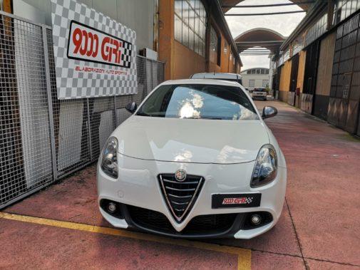 Alfa Romeo Giulietta 1.4 tb powered by 9000 Giri