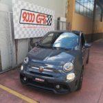 "Elaborazione Fiat 500 Abarth 595 Pista ""Walk away"""