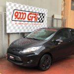 """Elaborazione Ford Fiesta 1.3 16v """"Plastic free"""""""