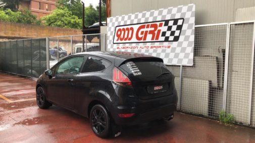Ford Fiesta 1.3 16v powered by 9000 Giri