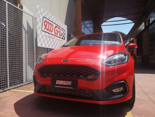 Ford Fiesta 1.5 Ecoboost powered by 9000 Giri