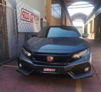 """Elaborazione Honda Civic 1.5 turbo """"Interessante prospettiva"""""""
