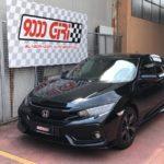 """Elaborazione Honda Civic 1.5 Turbo Vtec """"Il vuteccaro"""""""