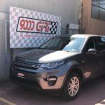 """Elaborazione Land Rover Discovery 2.0 tdi """"Mille bolle blu"""""""