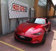 """Elaborazione Mazda Mx 5 2.0 """"Il cielo blu"""""""