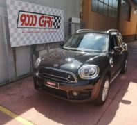 "Elaborazione Mini Countryman Cooper S Ibrida ""Neck"""