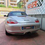 """Elaborazione Porsche Boxter 986 2.7 """"Empty space"""""""