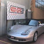 """Elaborazione Porsche Boxter 986 2.5 """"Empty space"""""""