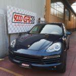 """Elaborazione Porsche Cayenne 3.0 td """"Il vivere bene"""""""