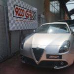 """Elaborazione Alfa Romeo Giulietta 1.6 jtdm """"La fine del mondo"""""""