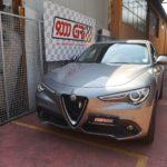 """Elaborazione Alfa Romeo Stelvio 2.2 jtdm """"Bell'atmosfera"""""""