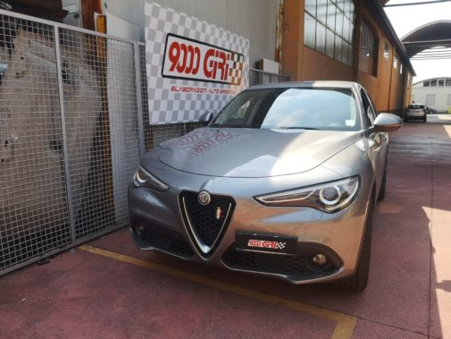 Alfa Romeo Stelvio 2.2 jtdm powered by 9000 Giri