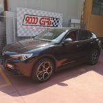 """Elaborazione Alfa Romeo Stelvio 2.2 tdi """"Ombra sopra la sabbia"""""""