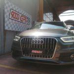 """Elaborazione Audi Q3 2.0 tfsi """"Solida e compatta"""""""