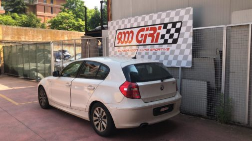 Bmw 118d powered by 9000 Giri