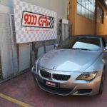 """Elaborazione Bmw M6 cabrio """"Forza sette"""""""