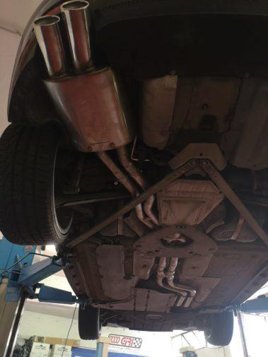 Bmw Z4 23i powered by 9000 Giri