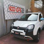 """Elaborazione Fiat Panda Cross 900 Twinair """"Un battito di ciglia"""""""