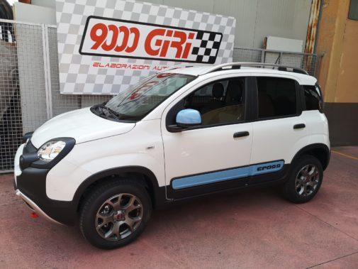 Fiat Panda Cross Twinair powered by 9000 Giri