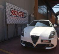 """Elaborazione Alfa Romeo Giulietta 1.6 jtdm """"Tailor made"""""""