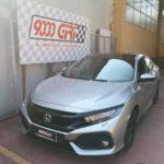 """Elaborazione Honda Civic 1.5 tb """"Potenza della lirica"""""""