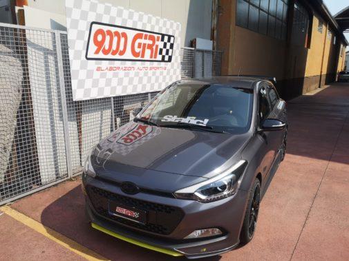 Hyundai i20 1.2 16v powered by 9000 Giri