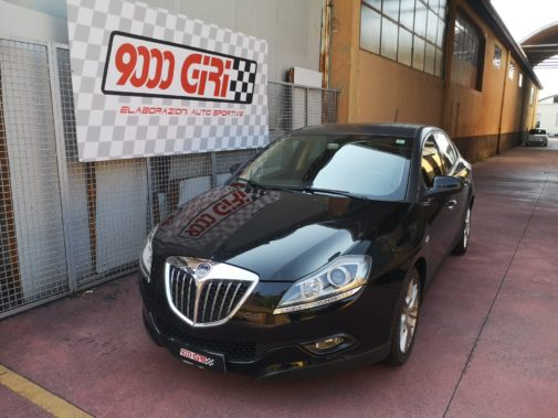 Lancia Delta 1.6 jtd powered by 9000 Giri