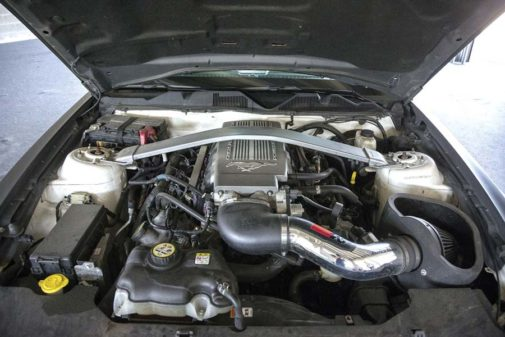 Ford Mustang 4.6 V8 powered by 9000 Giri
