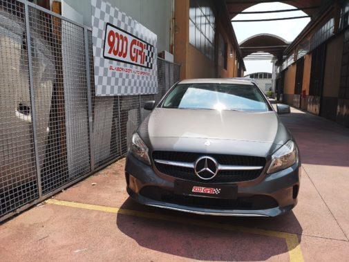 Mercedes Gla 180 1.5 tb powered by 9000 Giri