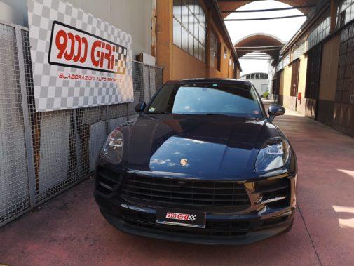 Porsche Macan 2.0 tb powered by 9000 Giri