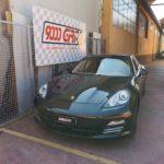 """Elaborazione Porsche Panamera 3.0d """"Guantanamela"""""""