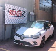 """Elaborazione Renault Clio 1.5 tdci """"Privè"""""""