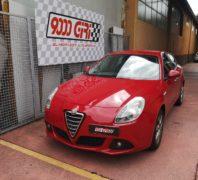 """Elaborazione Alfa Romeo Giulietta 1.4 tb """"Tiktok"""""""