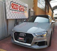 """Audi Rs3 """"Compagna di avventure"""""""