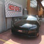 "Elaborazione Audi TT 45 Tfsi ""Pet story"""